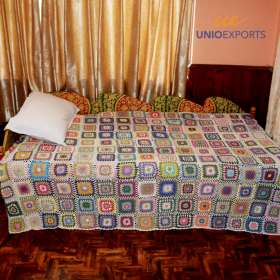 Crush Bed cover